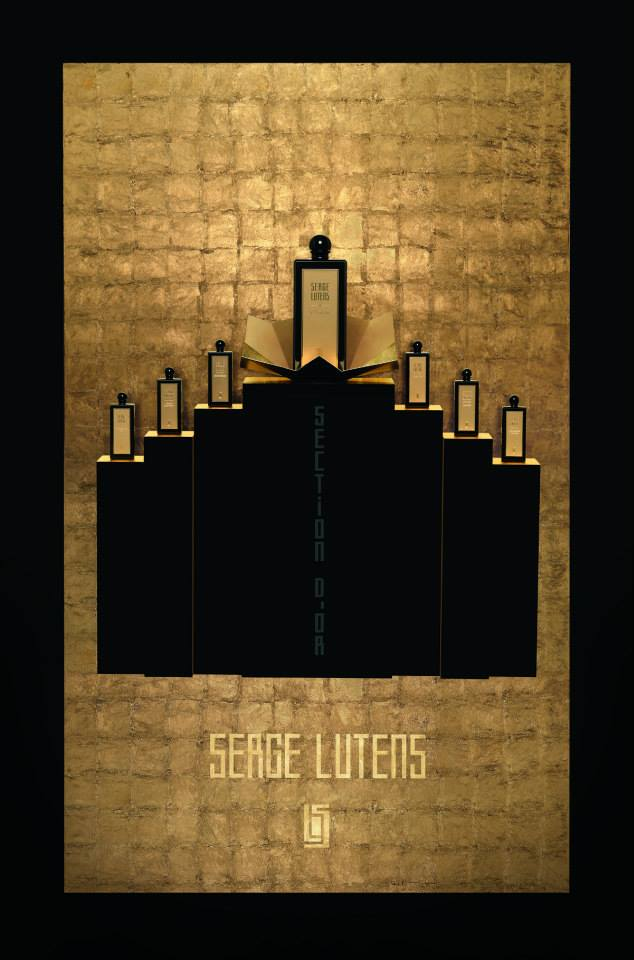 Section d'or Serge Lutens