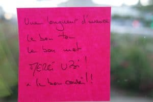 Post-it d'or Ubiconseil
