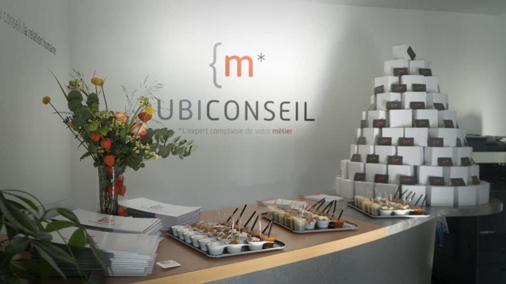 Inauguration UBICONSEIL Tours